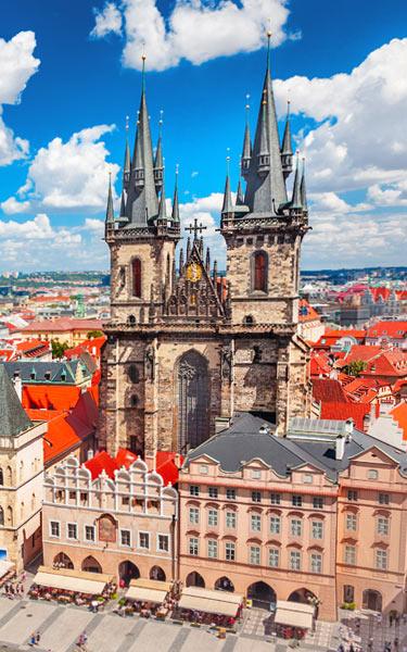 Gran tour di Praga